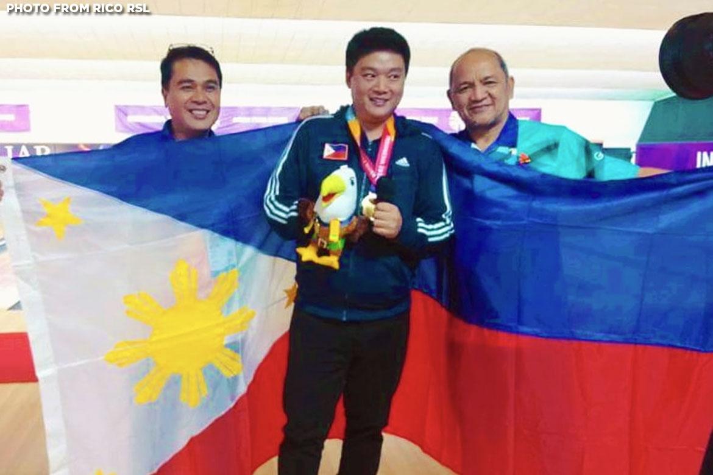 Tiebreaker Times Bowler Kim Chi bags Team Pilipinas' 2nd gold Bowling Cycling News Para Sports Swimming  Roland Sabido Kim Ian Chi Ernie Gawilan Bucay Arthus Bejino Gary Aba Arnel 2018 Asian Para Games