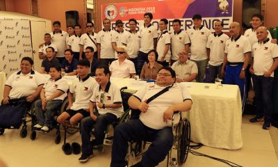 Tiebreaker Times 10th ASEAN Para Games formally cancelled by APSF News Para Sports POC/PSC  Philippine Paralympic Committee Osoth Bhavilai Mike Barredo ASEAN Para Sports Federation 10th ASEAN Para Games
