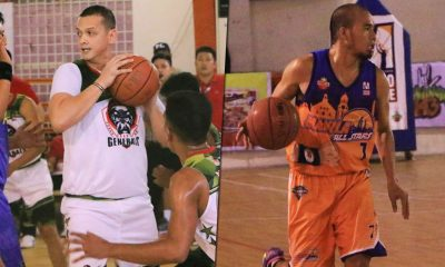Tiebreaker Times John Ferriols cops South POW; Ford Rodriguez takes North Basketball News PBA M-League  Taguig Generals Manila All-Stars John Ferriols Jayford Rodriguez 2018 M-League Season