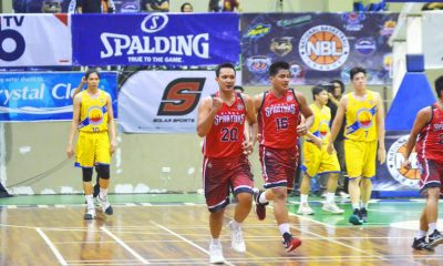 Tiebreaker Times Romyl Jornacion takes over Rizal in stunner over QC Basketball NBL News  Taguig Generals Romyl Jornacion Rizal Spartans Quezon City Rising Stars Paranaque Aces Marikina Shoemakers Laguna Pistons King Fadriquela Ferdie Limin Dasmarinas Ballers Bulacan Makabayan Bernard Repato 2018 NBL Season