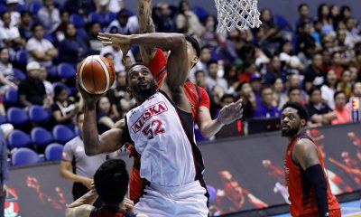 Tiebreaker Times Whether Alaska finishes Top Four or not, Mike Harris doesn't mind at all Basketball News PBA  PBA Season 43 Mike Harris Alaska Aces 2018 PBA Governors Cup
