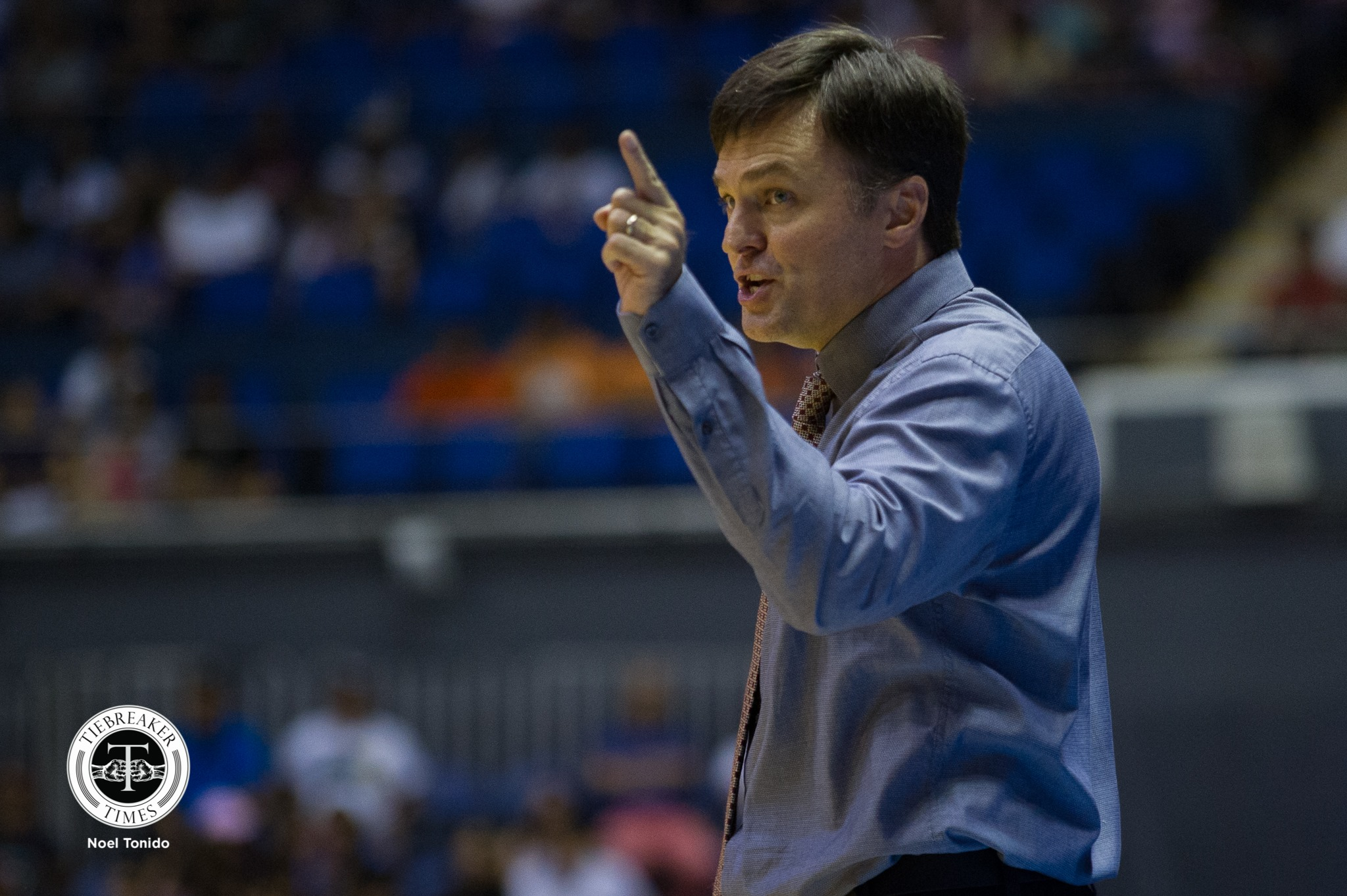 Tiebreaker Times Alaska's Alex Compton left frustrated after Game 2: 'They karate chop or trip our ball handler' Basketball News PBA  PBA Season 43 Alex Compton Alaska Aces 2018 PBA Governors Cup
