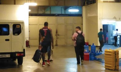 Tiebreaker Times Terrence Watson storms out of venue after disappointing debut Basketball News PBA  Rain or Shine Elasto Painters PBA Season 43 Caloy Garcia 2018 PBA Governors Cup