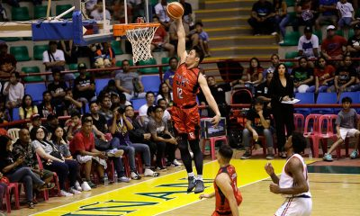 Tiebreaker Times Blackwater sends off Columbian harshly, twice-to-beat within reach Basketball News PBA  Rashawn McCarthy PBA Season 43 Paul Zamar Mac Belo Johnedel Cardel Jerramy King Henry Walker Columbian Dyip Bong Ramos Blackwater Elite Allein Maliksi Akeem Wright 2018 PBA Governors Cup