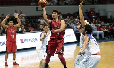 Tiebreaker Times Mac Belo remains patient with Blackwater Basketball News PBA  PBA Season 43 Mac Belo Bong Ramos Blackwater Elite 2018 PBA Governors Cup