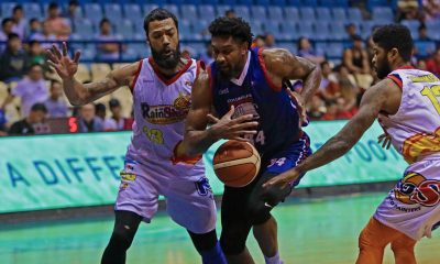 Tiebreaker Times Despite all the trials, Akeem Wright willing to return to Columbian Basketball News PBA  PBA Season 43 Columbian Dyip Akeem Wright 2018 PBA Governors Cup