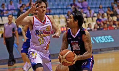 Tiebreaker Times Ronald Tubid ecstatic as Columbian ends long skid: 'Ang sarap pala manalo' Basketball News PBA  Ronald Tubid PBA Season 43 Columbian Dyip 2018 PBA Governors Cup