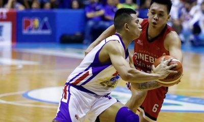 Tiebreaker Times Jio Jalalon owns up to costly TO down the stretch Basketball News PBA  PBA Season 43 Magnolia Hotshots Jio Jalalon 2018 PBA Governors Cup