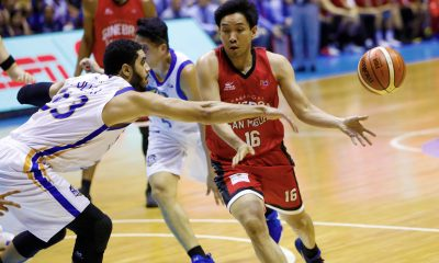 Tiebreaker Times Jeff Chan not pressuring self as history beckons for him Basketball News PBA  PBA Season 43 Jeff Chan Barangay Ginebra San Miguel 2018 PBA Governors Cup
