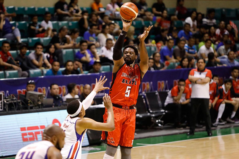 Tiebreaker Times Thrown-out Henry Walker says he just had enough of officiating Basketball News PBA  PBA Season 43 Henry Walker Blackwater Elite 2018 PBA Governors Cup