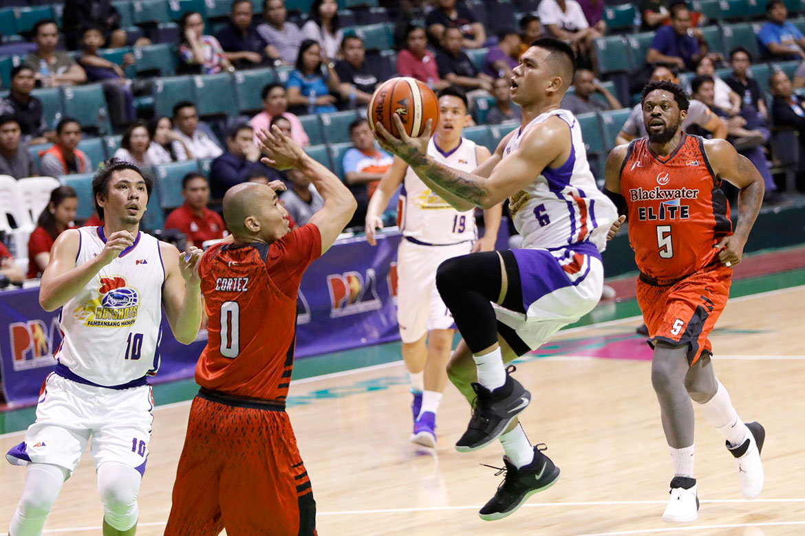 Tiebreaker Times Jio Jalalon admits he himself was surprised with triple-double feat Basketball News PBA  PBA Season 43 Magnolia Hotshots Jio Jalalon 2018 PBA Governors Cup