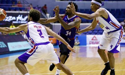 Tiebreaker Times Though eliminated, Akeem Wright just wants to end up with a win Basketball News PBA  PBA Season 43 Columbian Dyip Akeem Wright 2018 PBA Governors Cup