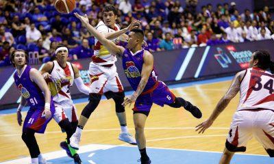 Tiebreaker Times With birth of first-born, Jio Jalalon inspired more than ever Basketball News PBA  PBA Season 43 Magnolia Hotshots Jio Jalalon 2018 PBA Governors Cup