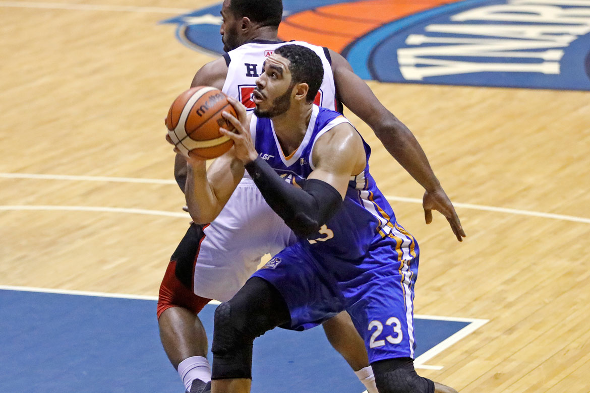 Tiebreaker Times Sorry loss to Meralco fueled Aaron Fuller, NLEX Basketball News PBA  PBA Season 43 NLEX Road Warriors Aaron Fuller 2018 PBA Governors Cup