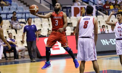 Tiebreaker Times Winless no more as NorthPort runs past Columbian in clash of lowly teams Basketball News PBA  Stanley Pringle Sean Anthony Russel Escoto Rashawn McCarthy Pido Jarencio PBA Season 43 Northport Batang Pier Mo Tautuaa Johnedel Cardel Jerramy King Jackson Corpuz Columbian Dyip 2018 PBA Governors Cup