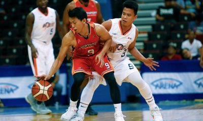 Tiebreaker Times Baser Amer continues to believe that Meralco can turn things around Basketball News PBA  PBA Season 43 Meralco Bolts Baser Amer 2018 PBA Governors Cup