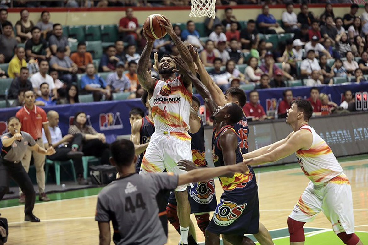 Tiebreaker Times Comeback win 'shows big character for the team,' says Eugene Phelps Basketball News PBA  Phoenix Fuel Masters PBA Season 43 Eugene Phelps 2018 PBA Governors Cup
