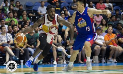 Tiebreaker Times Though San Miguel lost, Kevin Murphy might have earned security Basketball News PBA  San Miguel Beermen PBA Season 43 Leo Austria Kevin Murphy 2018 PBA Governors Cup