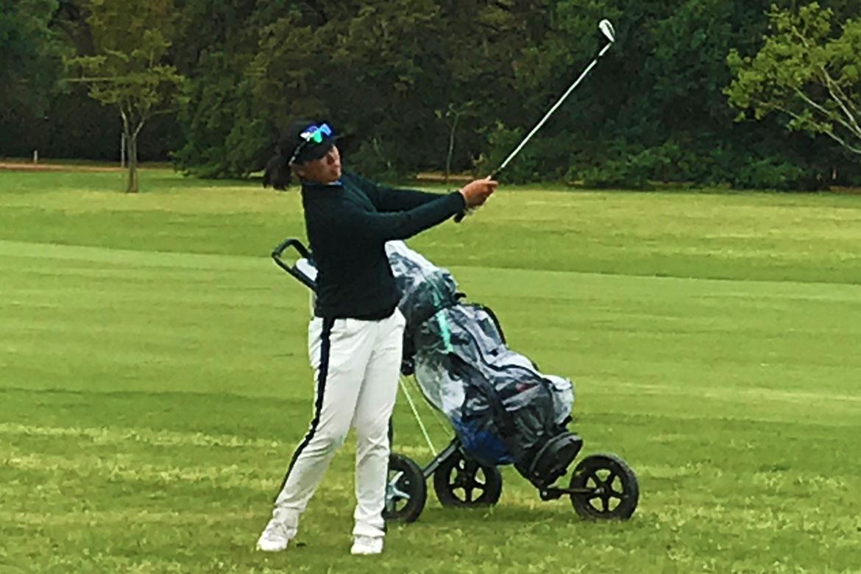 Tiebreaker Times Yuka Saso misses on podium finish Golf News  Yuka Saso Jano Corpus 2018 Youth Olympic Games