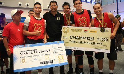 Tiebreaker Times Cedrick Ablaza-led Big Boss Idol takes down Golden League Manila, advances to Elite League 3x3 Basketball NBL News  Rhoy Cayanan Jhapz Bautista Cedrick Ablaza Bhabap Sta. Maria 2018 3x3 Golden League Manila