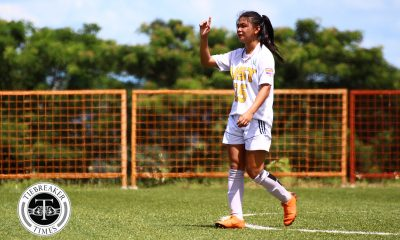 Tiebreaker Times PFFWL Roundup: UST breaks into 20-point mark; Tuloy's Isabella Bandoja nets record 11 goals ADMU FEU Football News PFF Women's League UP UST  UST Women's Football UP Women's Football Tuloy FC Suettie Simoy Roselle Lecera Rey Cuenco PFF Women's League Season 2 Pauline San Buenaventura OutKast FC Mae Ann Caw-It Lalaine Durano Kayla Santiago Joyce Onrubia Jayneth Mercado Isabella Bandoja Green Archers United FC Glory Ann Lado Glaiza Artus FEU Women's Football De La Salle Zobel Girls Football Bia Requerme Ateneo Women's Football Andrea Jane Limboy Aging Rubio
