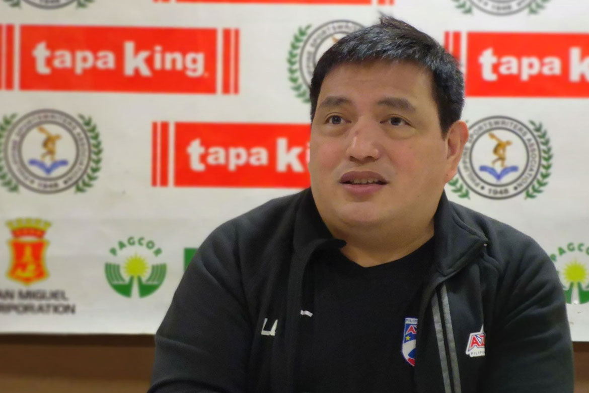 Tiebreaker Times Dan Palami on Suzuki Cup campaign: 'It's about time we show ourselves as champions of Southeast Asia' Football News Philippine Azkals  Dan Palami 2018 AFF Suzuki Cup
