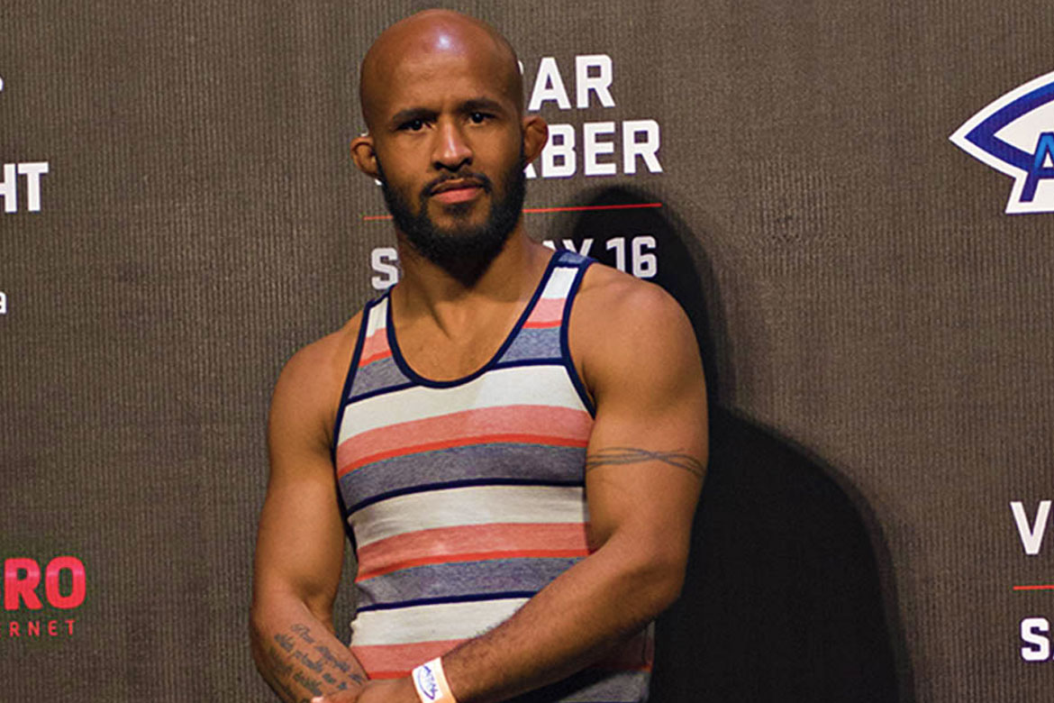Tiebreaker Times Demetrious Johnson excited to get promoted right, invites other UFC Flyweights to jump ship Mixed Martial Arts News ONE Championship  Demetrious Johnson