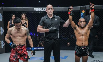Tiebreaker Times At 39, Rene Catalan continues to improve Mixed Martial Arts News ONE Championship  Rene Catalan