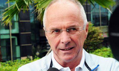 Tiebreaker Times Swede Sven-Göran Eriksson named as Azkals head coach Football News Philippine Azkals  2019 AFC Asian Cup 2018 AFC Suzuki Cup