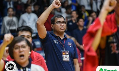 Tiebreaker Times Jeff Napa's Letran contract ends Basketball CSJL NCAA News  NCAA Season 95 Seniors Basketball NCAA Season 95 Letran Seniors Basketball Jeff Napa