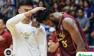 Tiebreaker Times Frankie Lim gets Prince Eze's vote: 'Pag hindi nag-MVP 'to, merong anomaliya' Basketball NCAA News UPHSD  Prince Eze Perpetual Seniors Basketball NCAA Season 94 Seniors Basketball NCAA Season 94 Frankie Lim