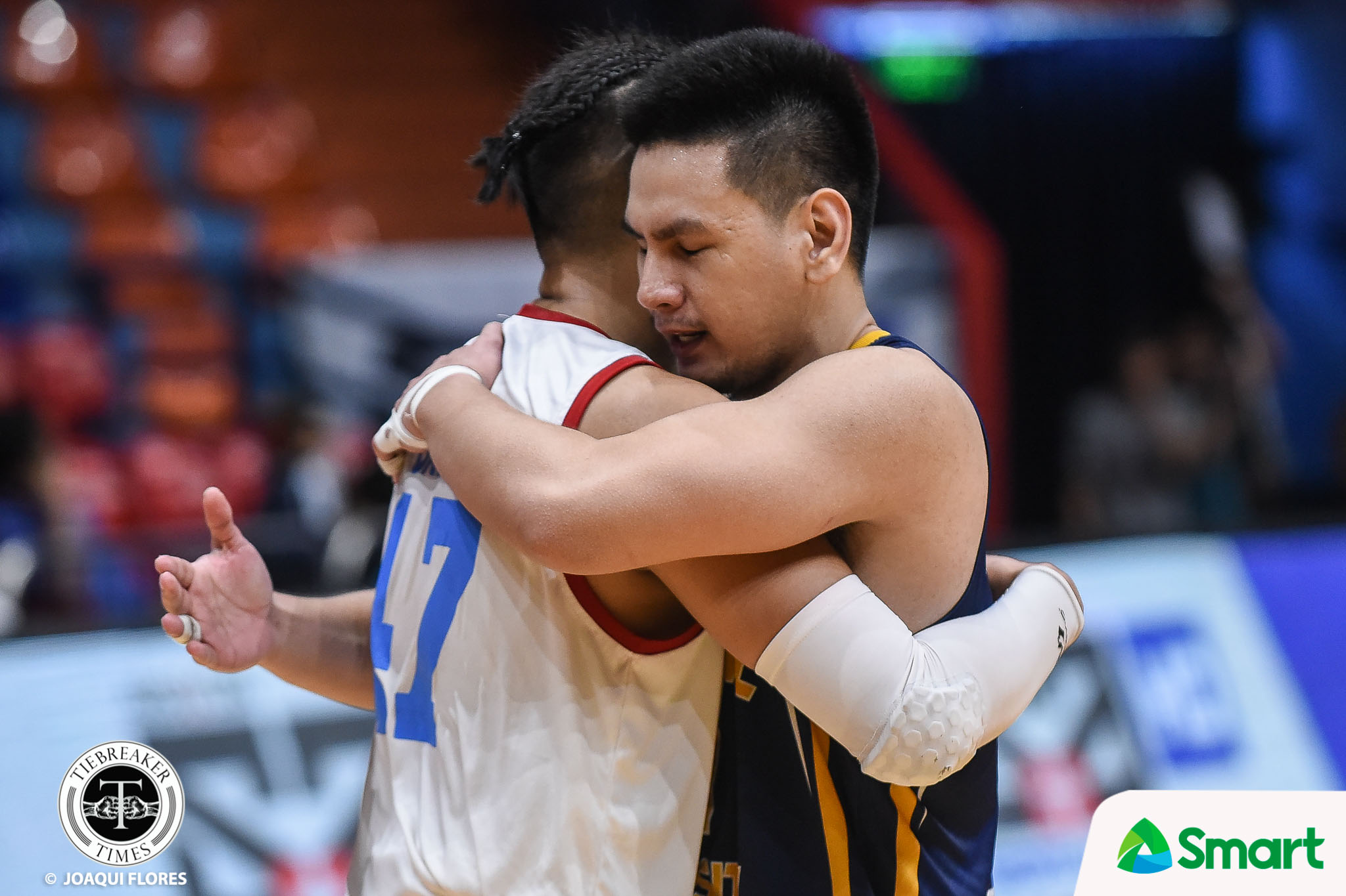 Tiebreaker Times Vergel Meneses hopes Jed Mendoza stays for final year Basketball JRU NCAA News  Vergel Meneses NCAA Season 94 Seniors Basketball NCAA Season 94 JRU Seniors Basketball Jed Mendoza