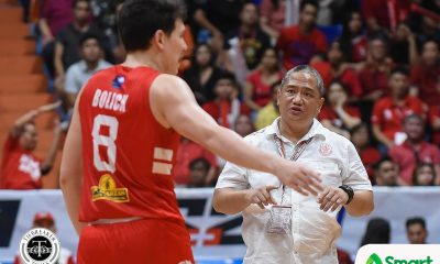 Tiebreaker Times Boyet Fernandez credits Jeff Napa, Frankie Lim for showing how to beat Lyceum Basketball NCAA News SBC  San Beda Seniors Basketball NCAA Season 94 Seniors Basketball NCAA Season 94 Boyet Fernandez