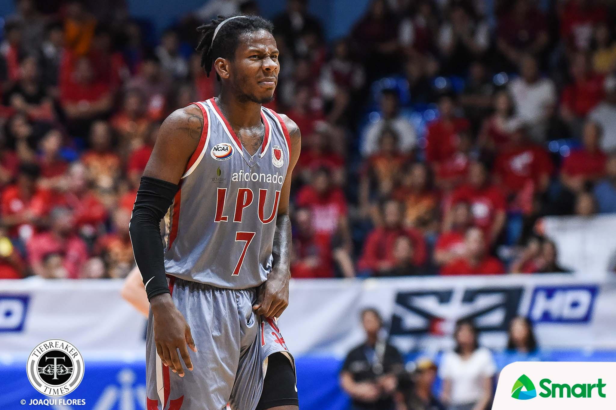 Tiebreaker Times Lyceum not notified by CJ Perez's camp that he will enter draft Basketball LPU NCAA News  NCAA Season 94 Seniors Basketball NCAA Season 94 Lyceum Seniors Basketball CJ Perez