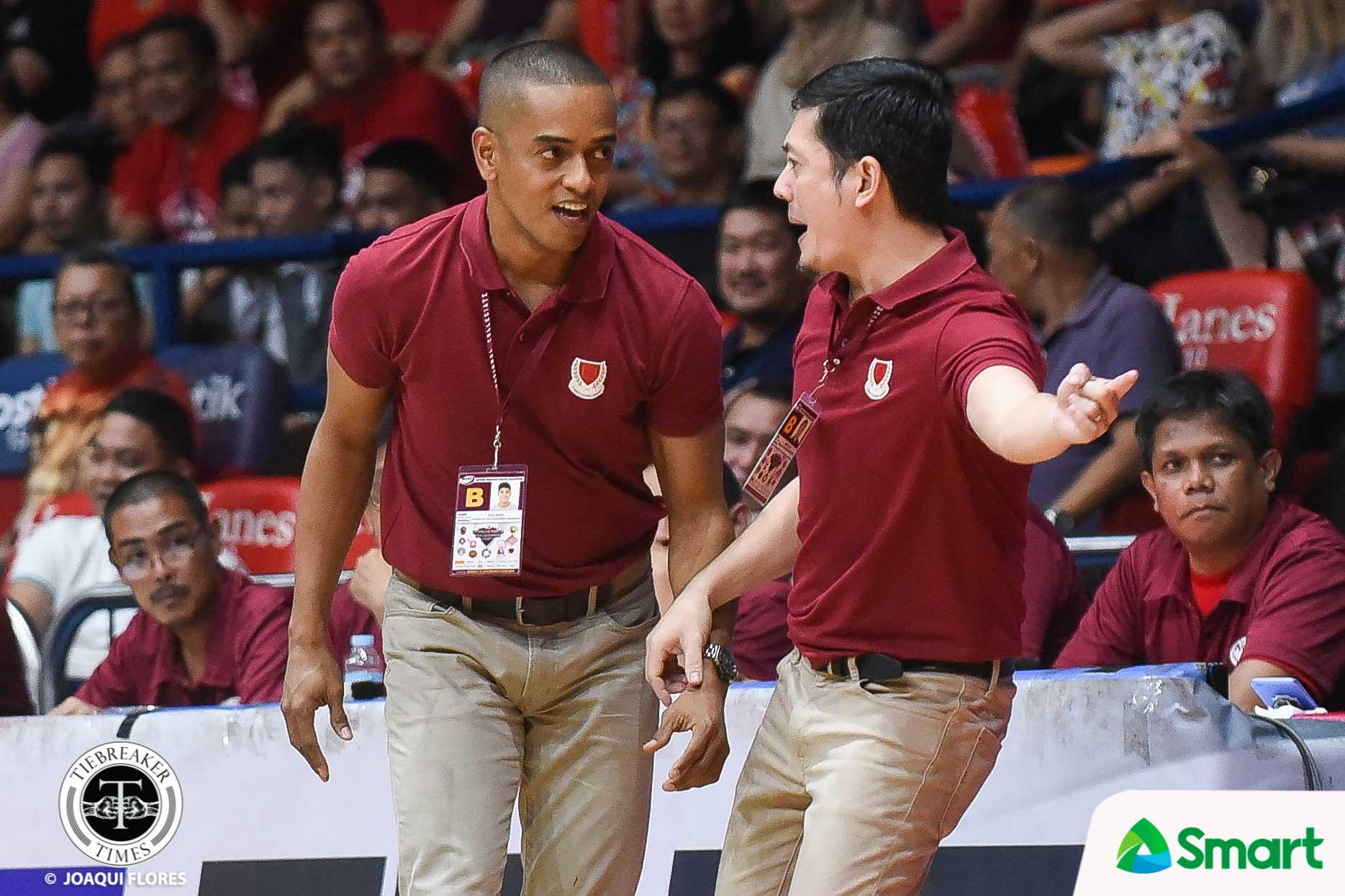 NCAA-94-SBU-vs.-LPU-Topex-Robinson-6501 Jeff Perlas braces for Topex Robinson's move to Phoenix Basketball LPU NCAA News  - philippine sports news