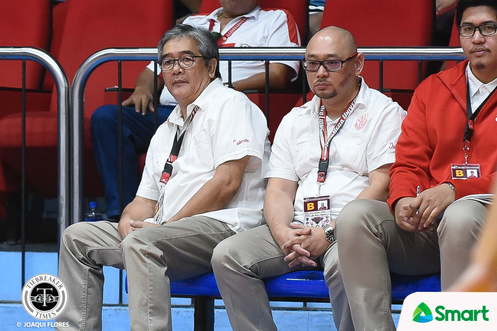 Tiebreaker Times San Beda assistant Cholo Martin set to be named as Arellano head coach AU Basketball NCAA News SBC  San Beda Seniors Basketball NCAA Season 94 Seniors Basketball NCAA Season 94 Cholo Martin Arellano Seniors Basketball