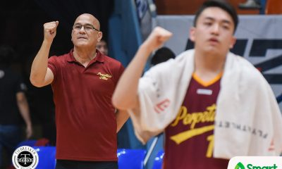 Tiebreaker Times Frankie Lim has big plans for Perps in prep for NCAA Basketball News PBA D-League UPHSD  Ramlee Lanoy Perpetual Men's Basketball Michael Saguiguit Lele Guissani Lean Martel Jeffer Egan JBoy Solis James Labardo Frankie Lim Ed Cordero Ben Adamos 2019 PBA D-League Season