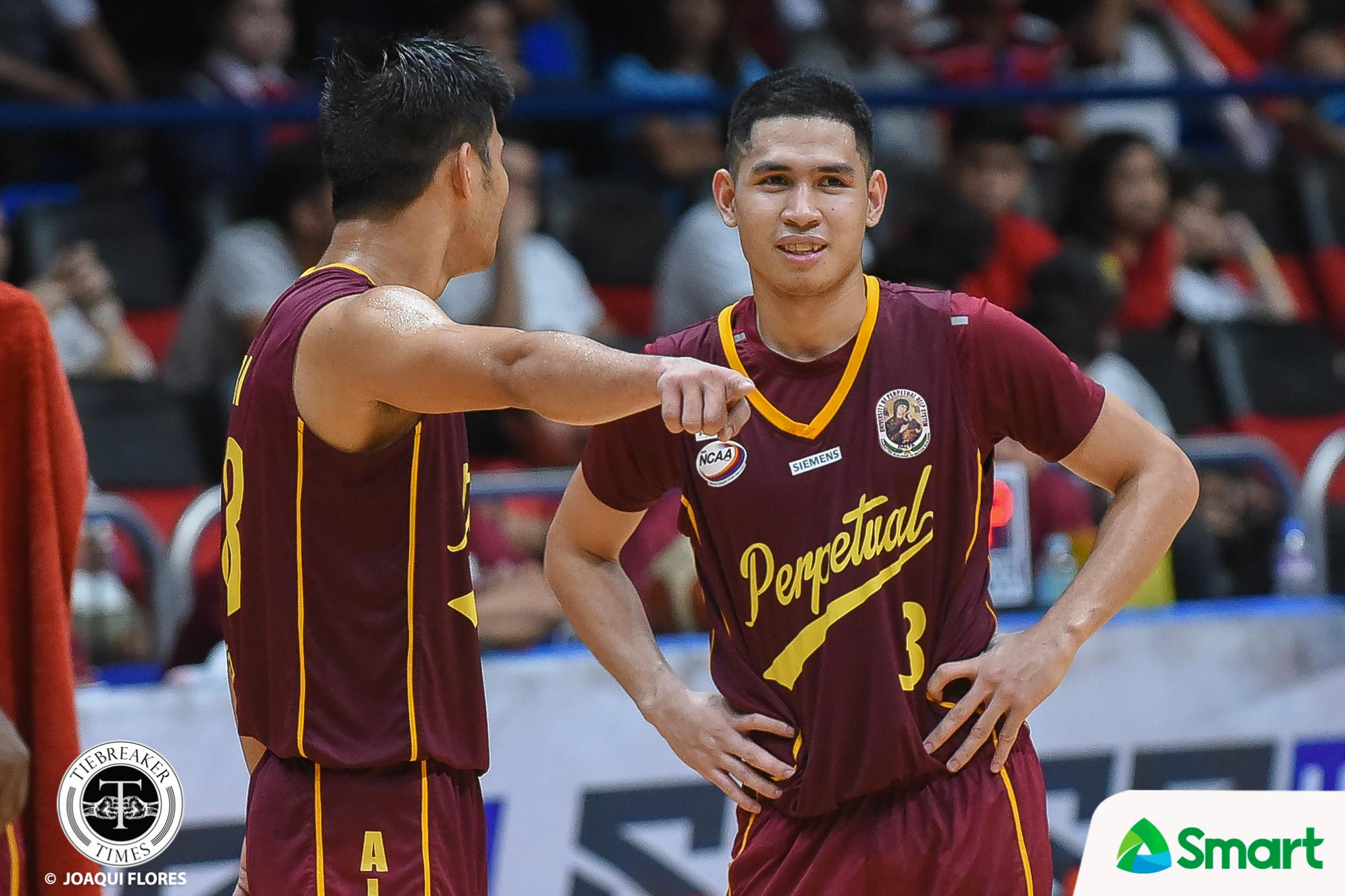 Tiebreaker Times Frankie Lim, Altas play on amid controversy Basketball NCAA News UPHSD  Perpetual Seniors Basketball NCAA Season 94 Seniors Basketball NCAA Season 94 Frankie Lim