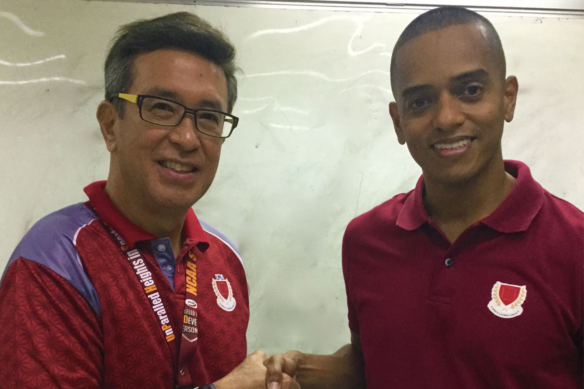 Tiebreaker Times Lyceum promotes Topex Robinson to Director of Basketball Operations Basketball LPU NCAA News UCBL  UCBL Season 3 Topex Robinson NCAA Season 94 Seniors Basketball NCAA Season 94 Lyceum Seniors Basketball Lyceum of the Philippines University-Batangas Pirates
