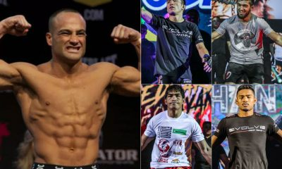 Tiebreaker Times Chase to make history led to Eddie Alvarez heading east Mixed Martial Arts News ONE Championship  ONE: Heart of a Lion Eddie Alvarez