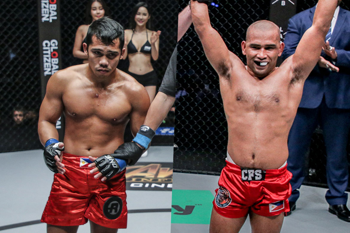 Tiebreaker Times Rene Catalan knows brother Robin will bounce back Mixed Martial Arts News ONE Championship  Robin Catalan Rene Catalan ONE: Kingdom of Heroes Catalan Fighting System