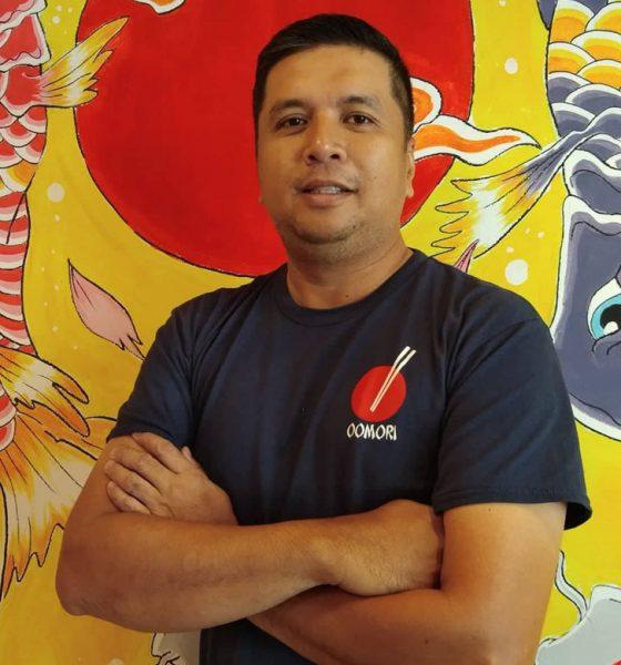 Tiebreaker Times Aside from coaching, Ariel Vanguardia finds fulfillment in restaurant business Bandwagon Wire  Ariel Vanguardia