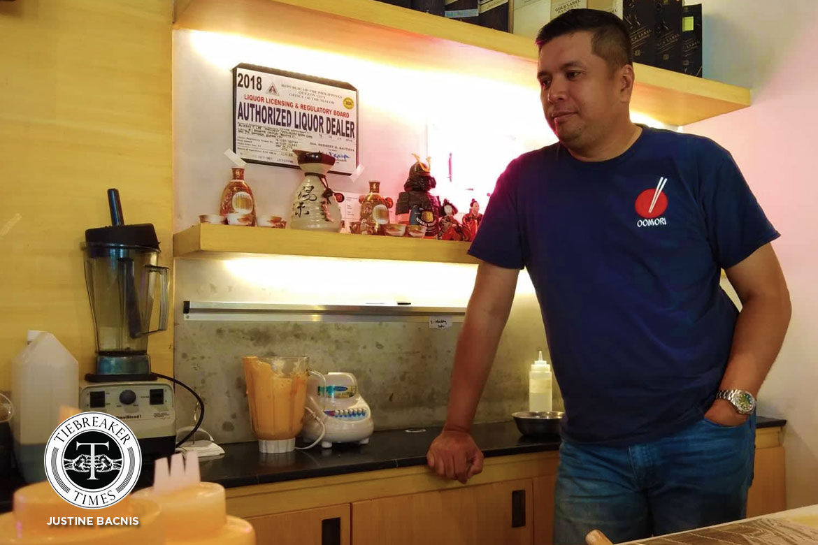 Tiebreaker Times Aside from coaching, Ariel Vanguardia finds fulfillment in restaurant business Bandwagon Wire  Ariel Vanguardia
