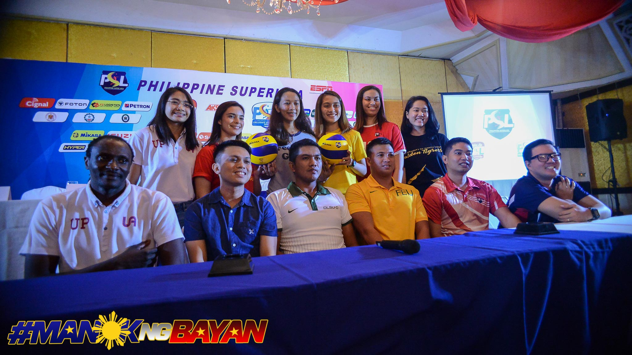 Tiebreaker Times PSL Collegiate Grand Slam winner to get Thailand training camp FEU News PSL UE UP UST Volleyball  UST Women's Volleyball UP Women's Volleyball UE Women's Volleyball FEU Women's Volleyball DLSU-Dasmarinas Lady Patriots Colegio San Agustin-Binan Eagles 2018 PSL Season 2018 PSL Collegiate Grand Slam