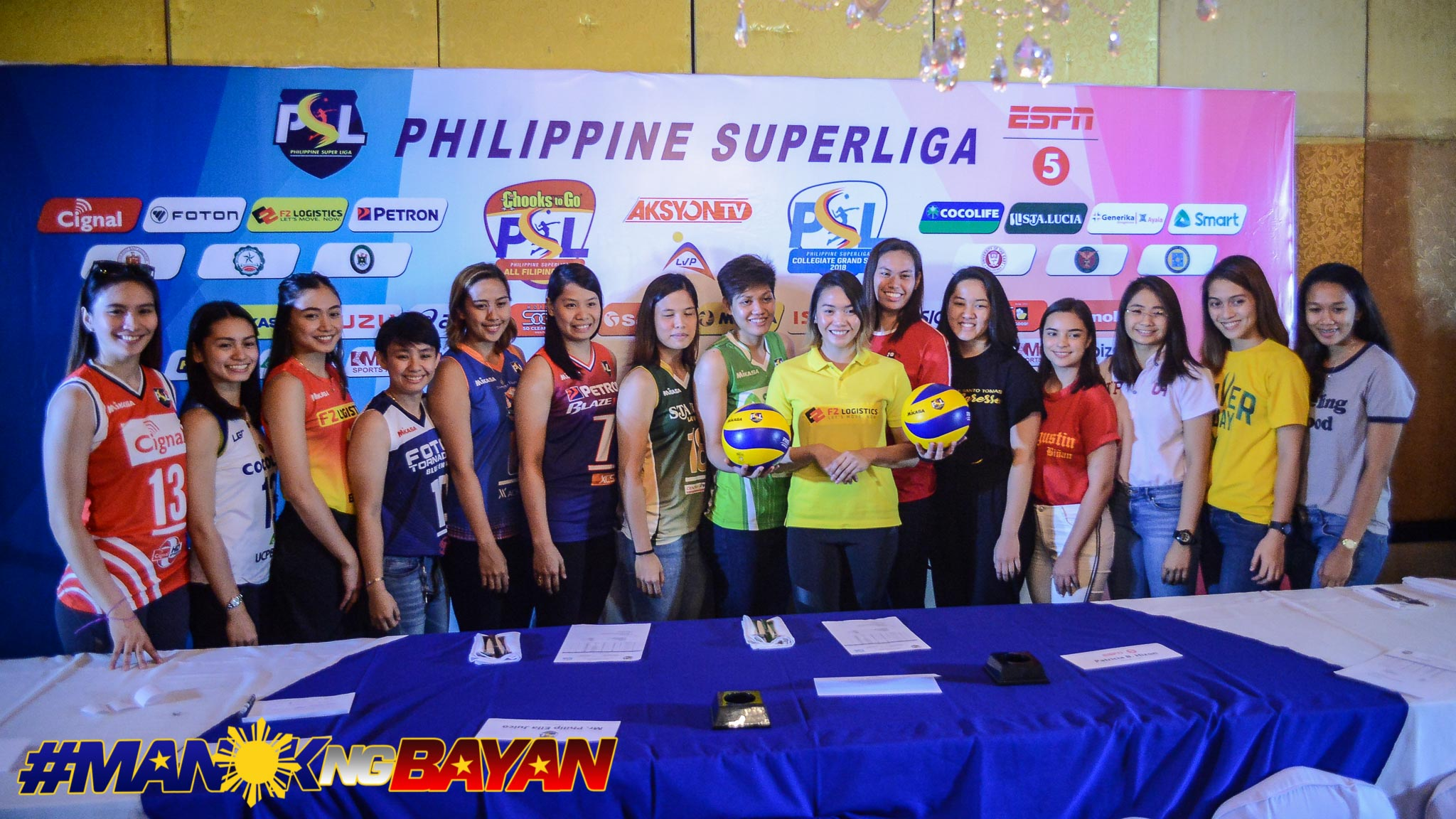 Tiebreaker Times Deep field looks to contend for All-Filipino title News PSL Volleyball  Sta. Lucia Lady Realtors SMART Prepaid Giga Hitters Petron Blaze Spikers Generika-Ayala Lifesavers Foton Tornadoes F2 Logistics Cargo Movers Cocolife Asset Managers Cignal HD Spikers