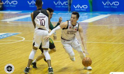 Tiebreaker Times Paul Desiderio says UP no longer about 'Atin 'to': '16 strong na' Basketball News UAAP UP  UP Men's Basketball UAAP Season 81 Men's Basketball UAAP Season 81 Paul Desiderio