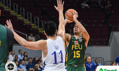 Tiebreaker Times Next Man Up: Brandrey Bienes has always been ready for FEU Basketball FEU News UAAP  UAAP Season 81 Men's Basketball UAAP Season 81 FEU Men's Basketball Brandrey Bienes
