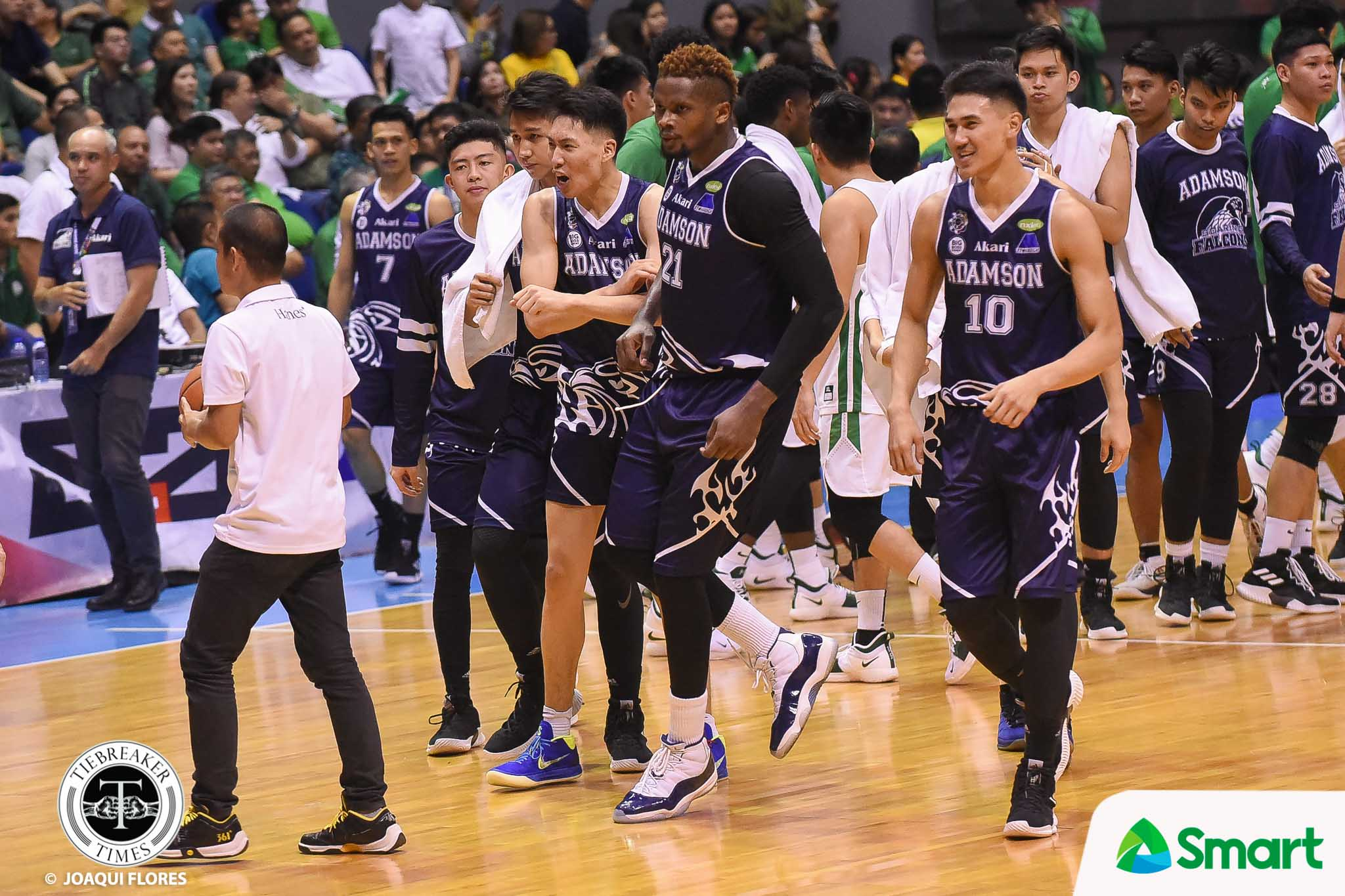 Sean Manganti Shows La Salle What They Missed Out On Tiebreaker