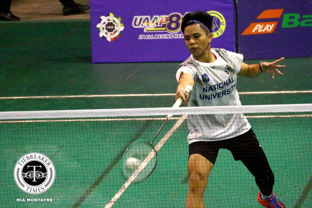 UAAP-81-NU-def-DLSU-Pomar UP, NU clinch twice-to-beat bonus in Final Four ADMU AdU Badminton DLSU News NU UAAP UE UP  - philippine sports news