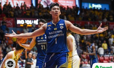 Tiebreaker Times Dave Ildefonso concedes ROY race to Angelo Kouame, CJ Cansino Basketball News NU UAAP  UAAP Season 81 Men's Basketball UAAP Season 81 NU Men's Basketball Dave Ildefonso